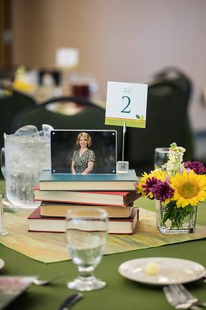 Dean's Awardees reception