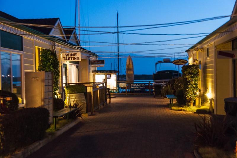 Morro Bay Wharf