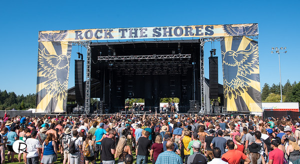 Dear Rouge   Rock The Shores 2016   Colwood BC