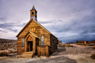 Richards___Bodie California, a ghost town