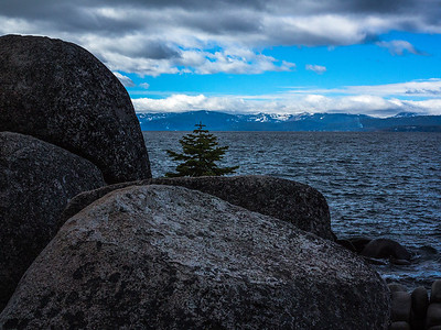 Kemmerer___Looking across Lake Tahoe toward California