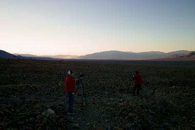 Sunrise over Grapevine