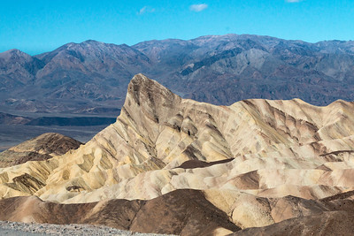Zabriske Point, morning