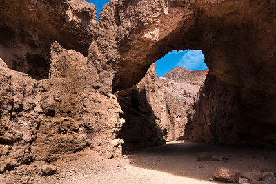 Death Valley's Natural Bridge