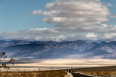 Clouds Above Stovepipe Wells