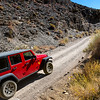 Climbing Jeep