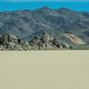 Death Valley - Racetrack Playa - Grandstand