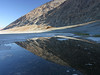 Early morning reflection at Badwater...282' below sea level, the lowest elevation in the United States