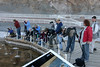 Fellow participants of the Photo Tour at Badwater