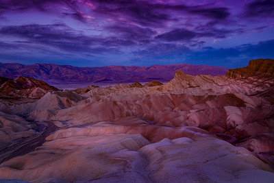 New Morning At Zabriskie Point