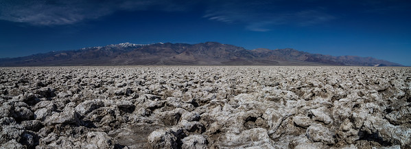 Devils Golf Course, Death Valley