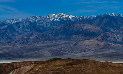 Mountains of Death Valley