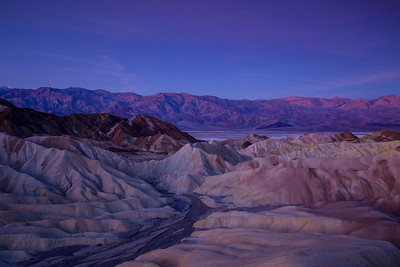 Dawn, Zabriskie Point