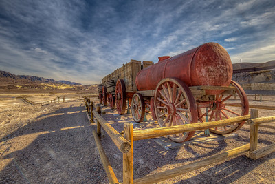 20 Mule Team Wagon, Borax Works