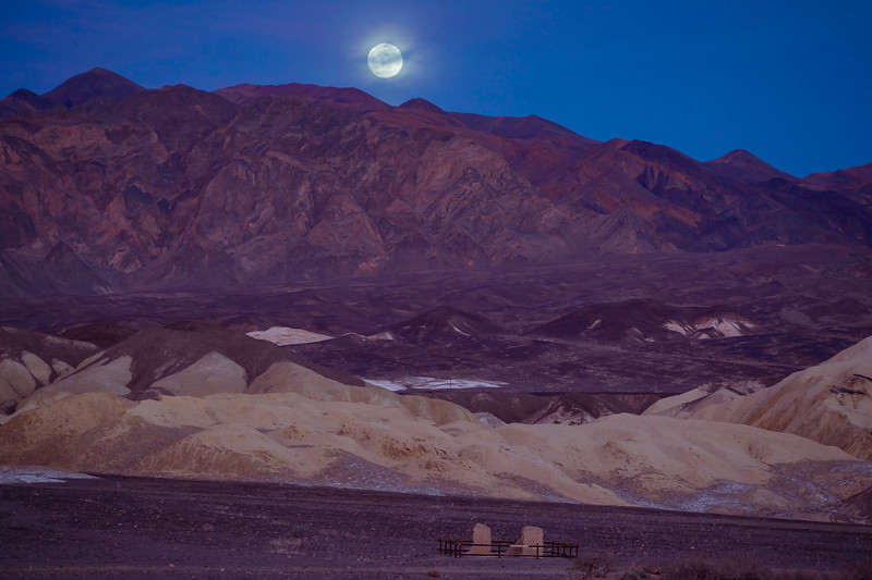 Moon Over Borax Works