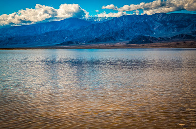 Death Valley Lake 8: Elliot McGucken Death Valley National Park Fine Art Landscape Nature Photography Prints & Wall Art