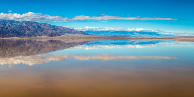 Death Valley Lake 12: Elliot McGucken Death Valley National Park Fine Art Landscape Nature Photography Prints & Wall Art