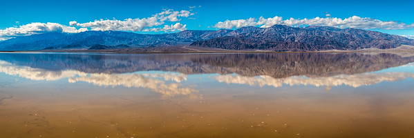 Death Valley Lake 14: Elliot McGucken Death Valley National Park Fine Art Landscape Nature Photography Prints & Wall Art