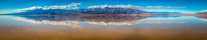 Death Valley Lake 15: Elliot McGucken Death Valley National Park Fine Art Landscape Nature Photography Prints & Wall Art