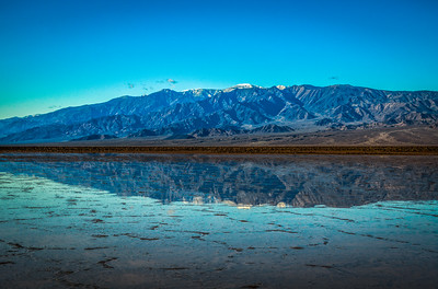 Death Valley Lake 3: Elliot McGucken Death Valley National Park Fine Art Landscape Nature Photography Prints