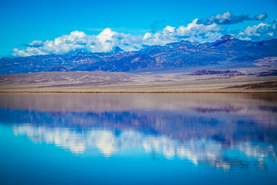 Death Valley Lake 10: Elliot McGucken Death Valley National Park Fine Art Landscape Nature Photography Prints & Wall Art