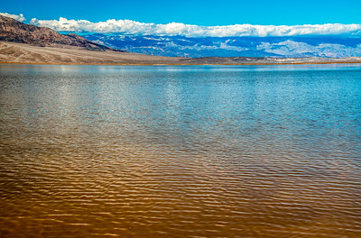 Death Valley Lake 9: Elliot McGucken Death Valley National Park Fine Art Landscape Nature Photography Prints & Wall Art
