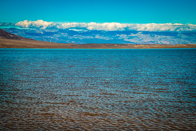 Death Valley Lake 7: Elliot McGucken Death Valley National Park Fine Art Landscape Nature Photography Prints & Wall Art