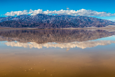Death Valley Lake 13: Elliot McGucken Death Valley National Park Fine Art Landscape Nature Photography Prints & Wall Art