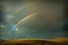 Rainbows Over Death Valley - Eastern Sierra Tour - Jerry Negele - August 2012