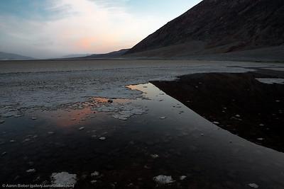Badwater, Dawn