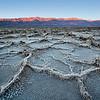 Sunrise at Badwater Basin