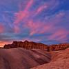 Golden Canyon Pink Sunset