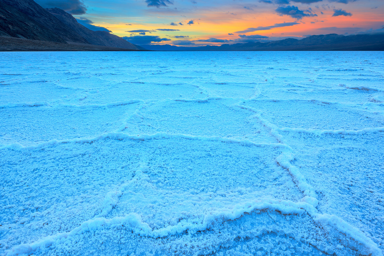 """Badwater Sunrise"""