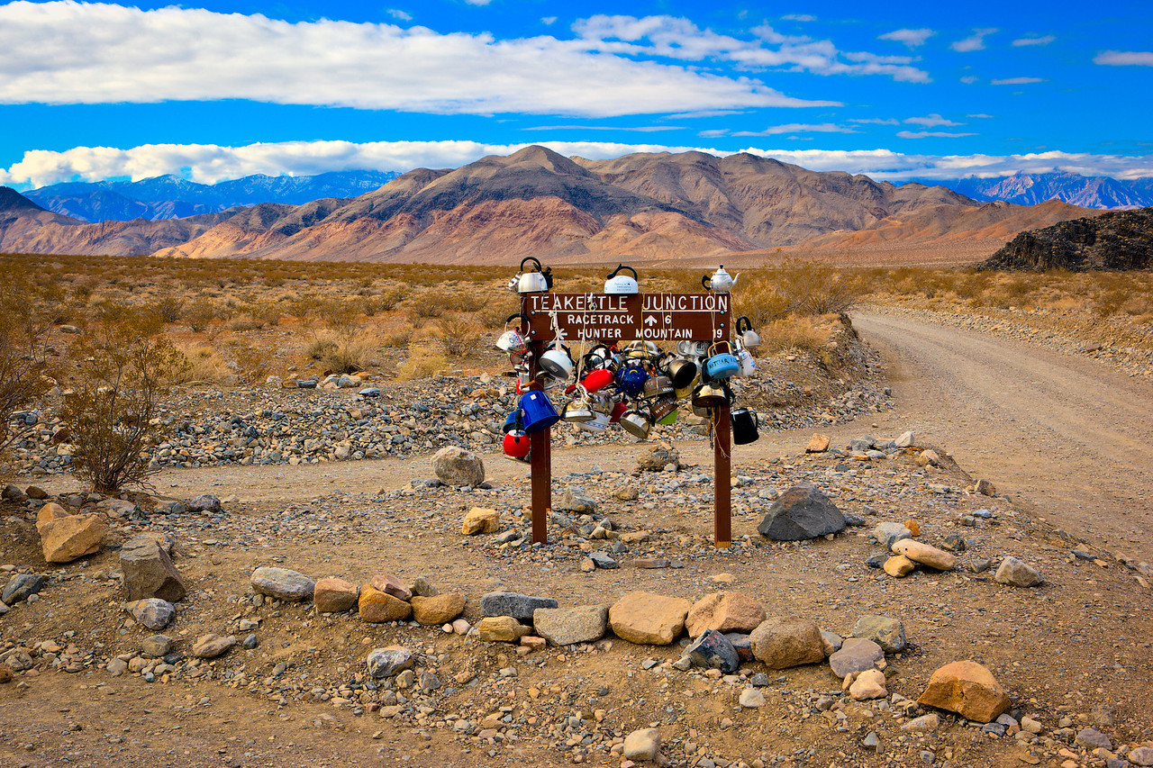 """Teakettle Junction"""