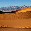 Mesquite Dunes Rippling Sand
