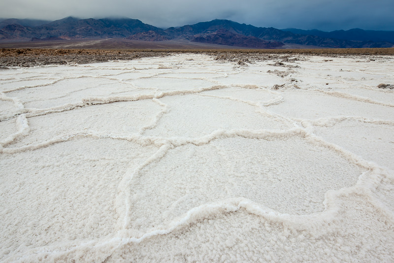 """Badwater Basin Salt Flats"""