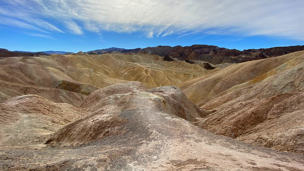 Zabriskie Point Alternative View