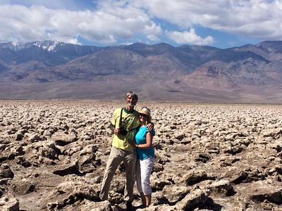Death Valley - Sierra 3/16