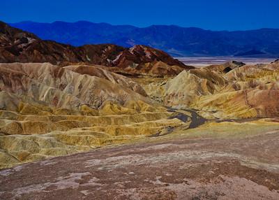 Colors of a Desert