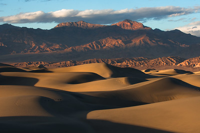 Dunes to Mountains