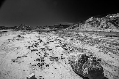 Dry Wash, Death Valley,