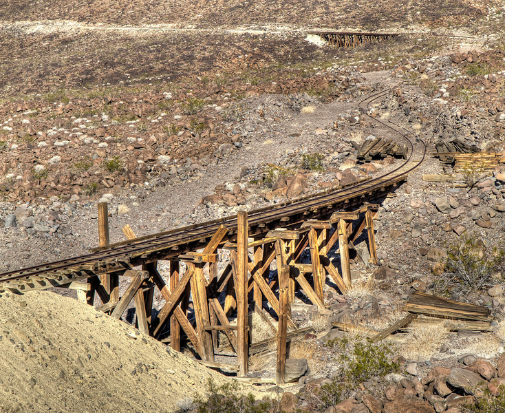 Baby Gauge Railroad line