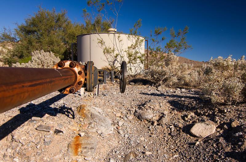 "Navel Spring <a href=""http://www.nps.gov/deva/parknews/navel-spring.htm""target=""_blank"">Water Collection System Upgrade</a>"