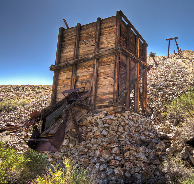 110 Skidoo, Death Valley