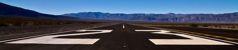 "077 Runway 23 - Stovepipe Wells Airport, FAA Identifier: L09<br /> 3,260 feet long, elevation 25 feet, opened March 1948<br /> <a href=""http://www.airnav.com/airport/L09"">http://www.airnav.com/airport/L09</a>"