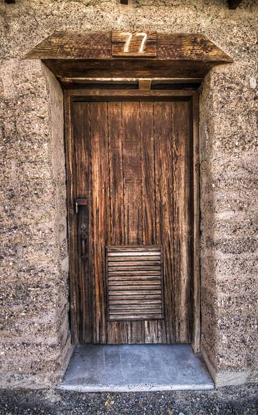 094 Wildrose Ranger Station, Death Valley