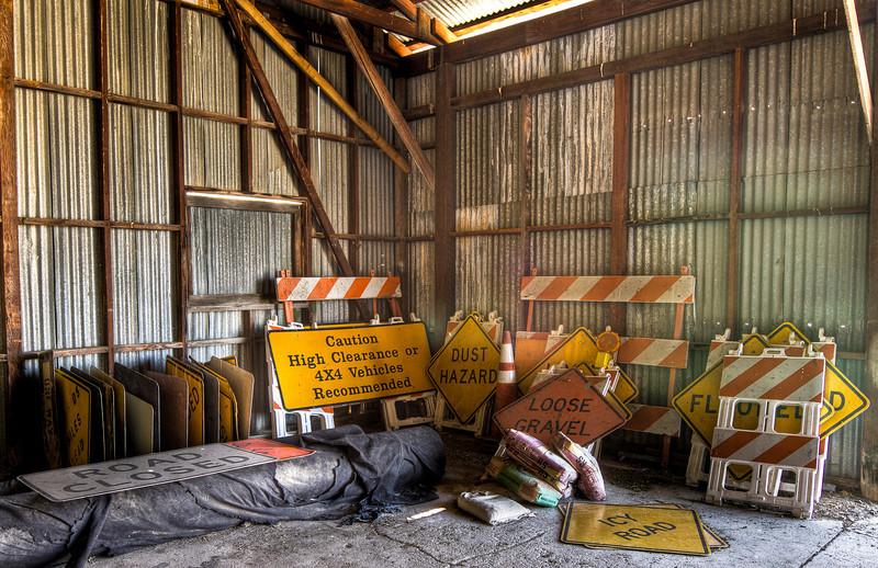 093 Wildrose Ranger Station, Death Valley