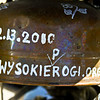 "048 Teakettle Junction.  Teakettle placed by WYSOKIE PROGI [Polish – high attitude], a San Diego mountain hiking club.<br /> <a href=""http://www.wysokieprogi.org/"">http://www.wysokieprogi.org/</a>"