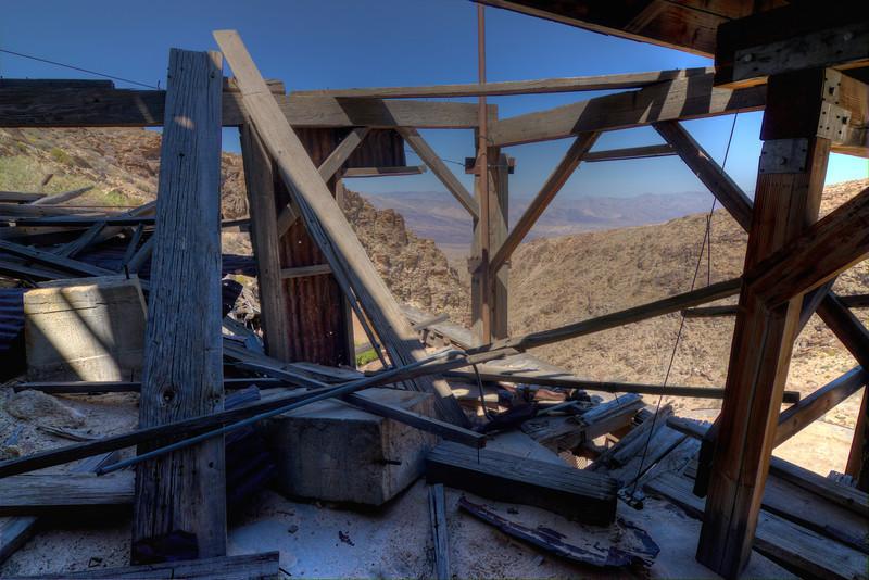105 Skidoo, Death Valley
