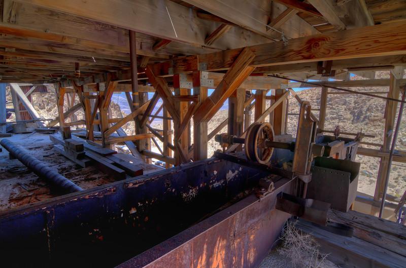 104 Skidoo, Death Valley